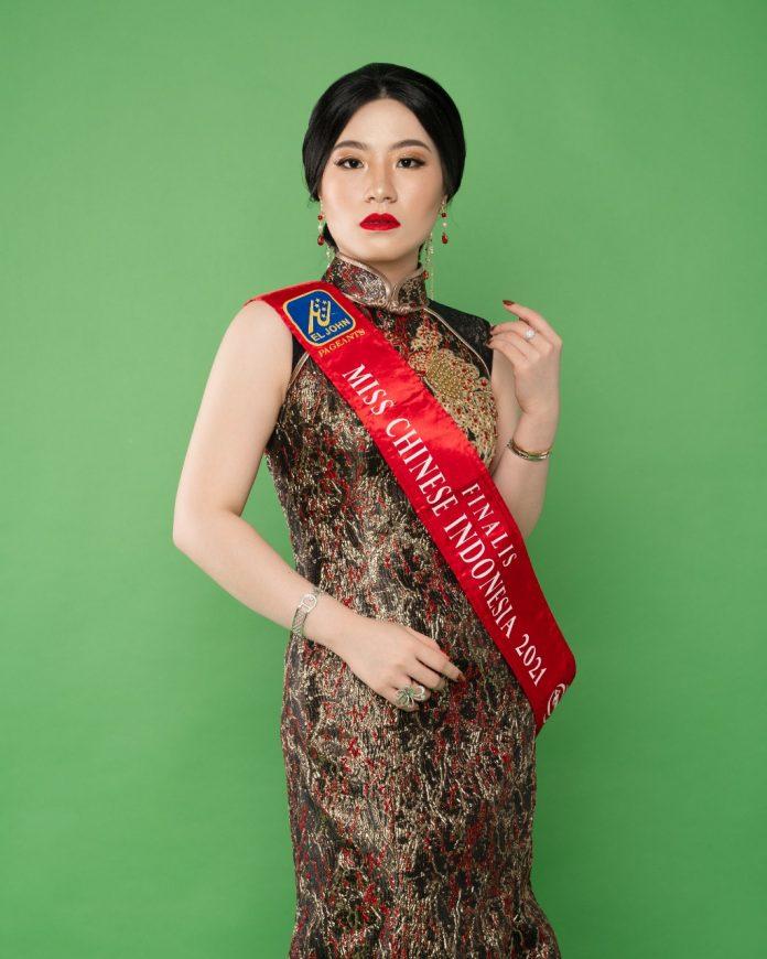 2021年印尼华裔美后巫英玲
